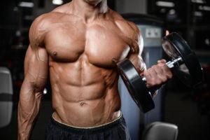 Skinny guy gain muscle