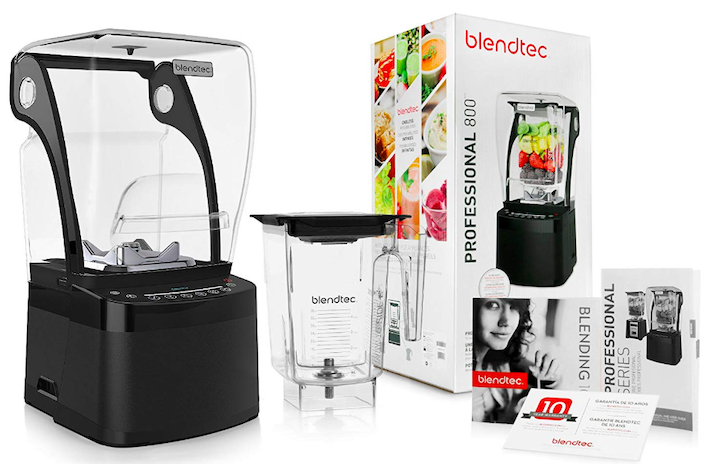 Blendtec Professional 800 Blender with BPA-Free WildSide Jar